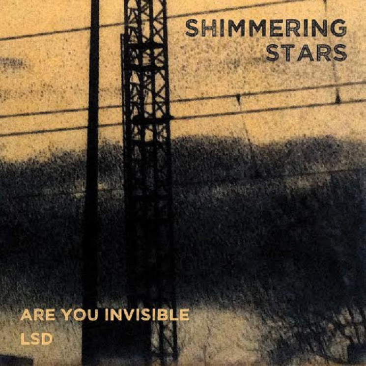 """Shimmering Stars """"Are You Invisible"""" / """"LSD"""""""