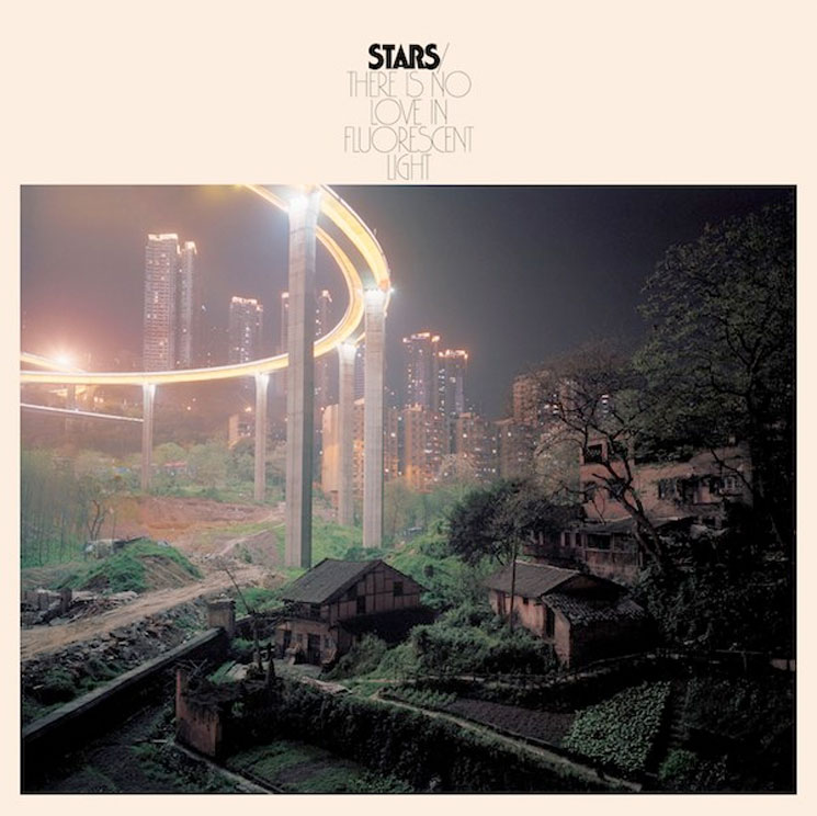Stars 'There Is No Love in Fluorescent Light' (album stream)