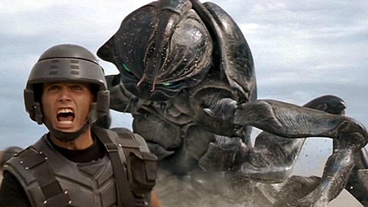Welp, 'Starship Troopers' Is Getting Rebooted
