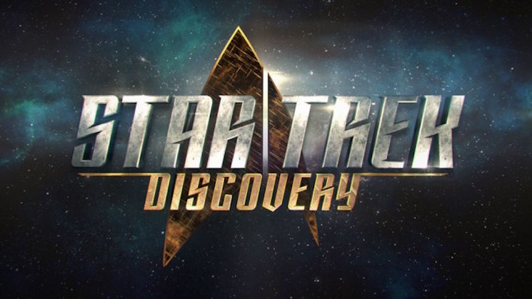 Here's Your First Look at 'Star Trek: Discovery'