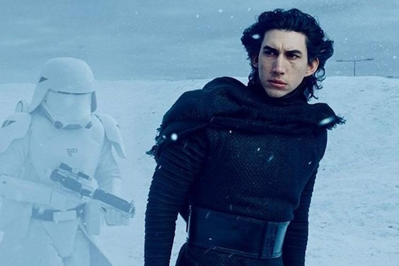 Emo 'Star Wars' Actor Adam Driver Doesn't Know What Emo Is
