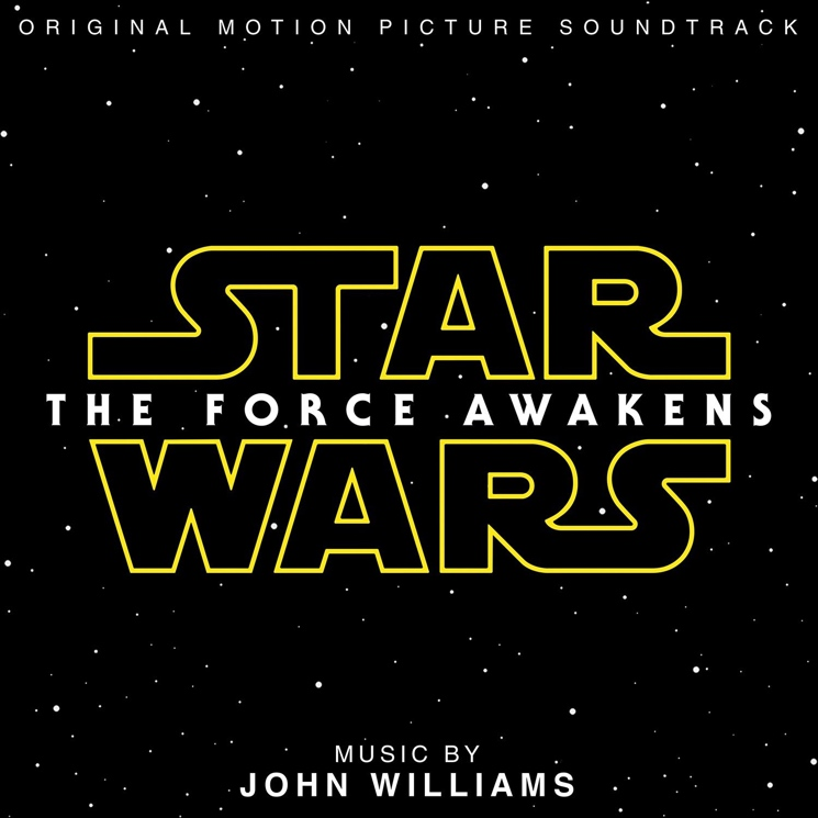 John Williams 'Star Wars: The Force Awakens (Original Motion Picture Soundtrack)' (album stream)