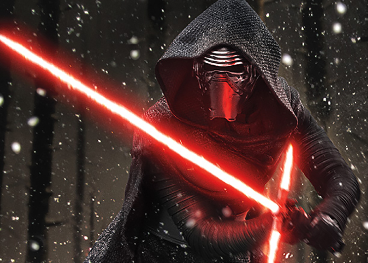 See More Set Photos from 'Star Wars: The Force Awakens'