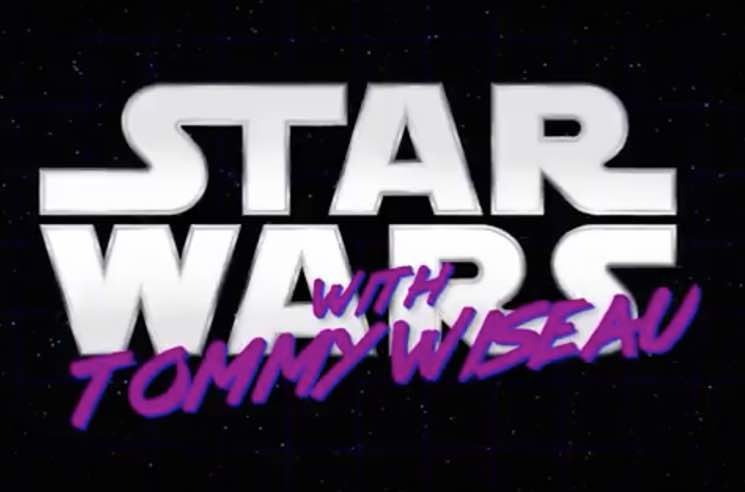 Tommy Wiseau Said He Wanted to Be in 'Star Wars' So Someone Made It Happen
