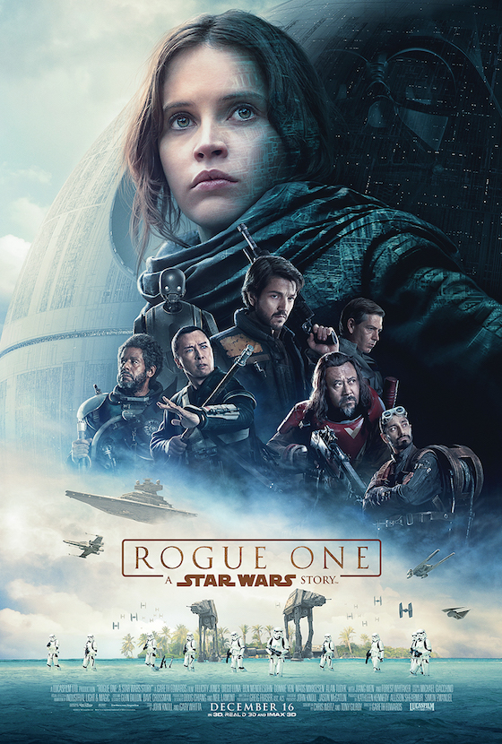 Here's the Second Trailer for 'Rogue One: A Star Wars Story'