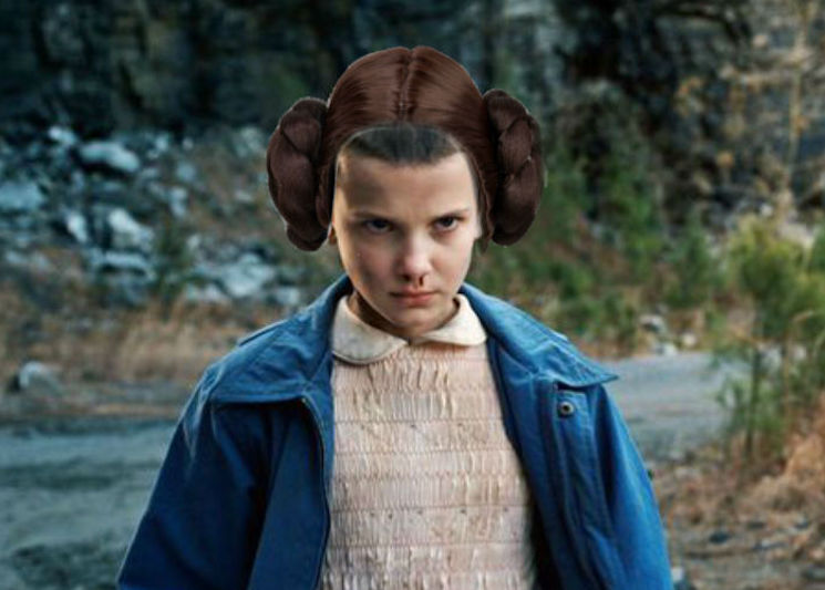 'Stranger Things' Star Millie Bobby Brown Wants to Play Young Princess Leia