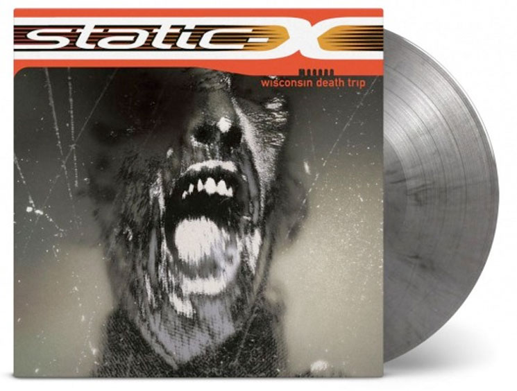 Static-X's Debut LP Gets First Vinyl Pressing
