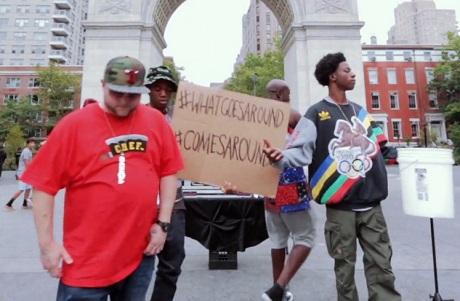 Statik Selektah 'Carry On' (ft. Joey Bada$$ & Freddie Gibbs) (video)
