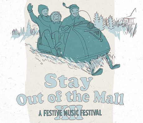 Guelph's Stay Out of the Mall Returns for 2013 Edition with Sarah Harmer, Dusted, Bry Webb