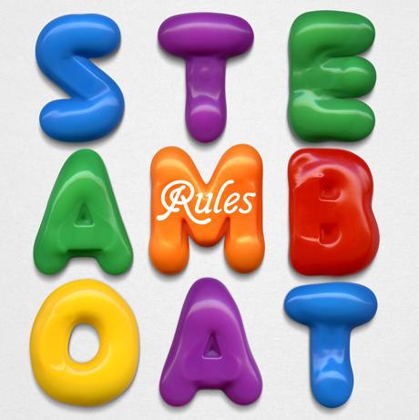 Steamboat 'Rules' (album stream)