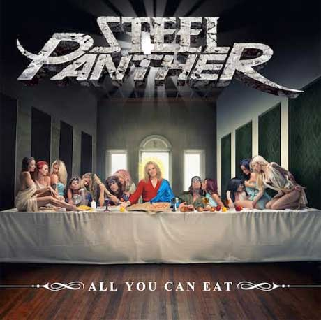 Steel Panther Detail 'All You Can Eat'