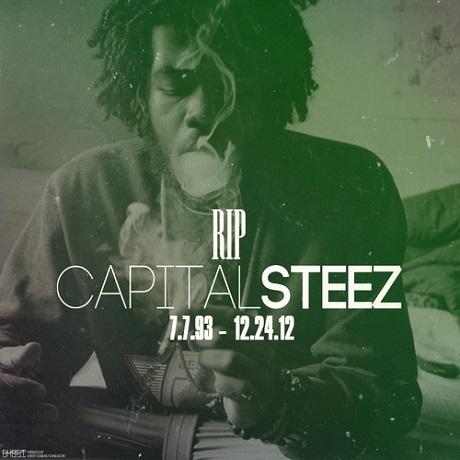 "Capital Steez ""Shooting Stars"" (ft. Jakk the Rhymer)"
