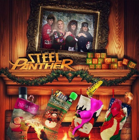 "Steel Panther ""The Stocking Song"""