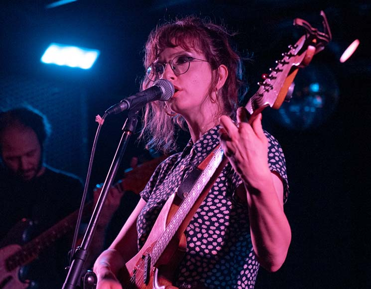 Stef Chura / French Vanilla / Dadweed Biltmore Cabaret, Vancouver BC, August 1