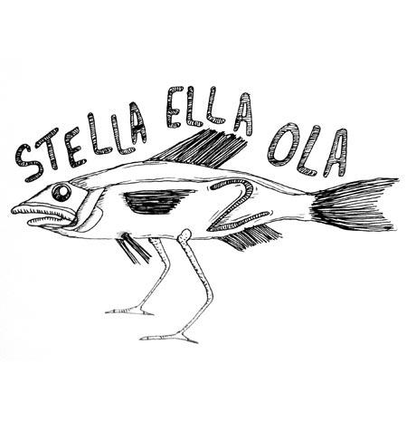 Hollerado Spinoff Stella Ella Ola Prep New EP, Share Video