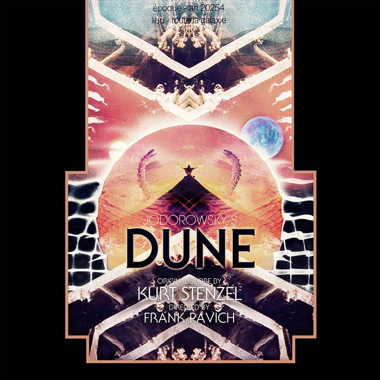 Kurt Stenzel Jodorowsky's Dune Original Motion Picture Soundtrack