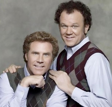 Will Ferrell and John C. Reilly Reportedly Working on <i>Step Brothers</i> Rap Album