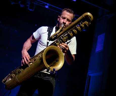 Colin Stetson The Great Hall, Toronto ON, May 19