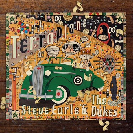 Steve Earle Announces Bluesy 'Terraplane' LP, Premieres New Single