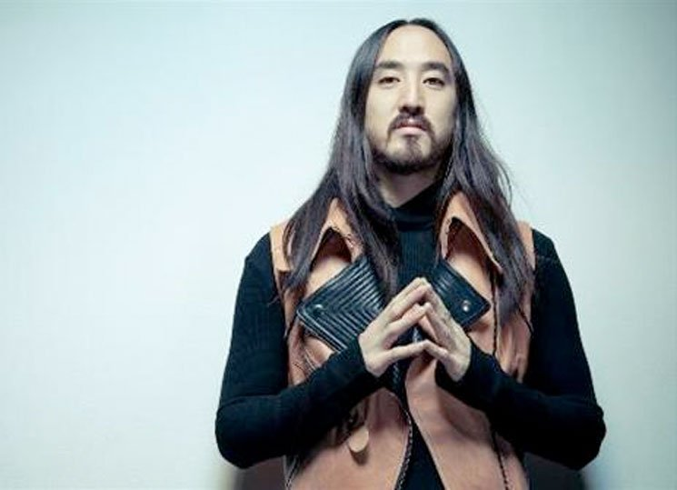 Steve Aoki Sued for Breaking Fan's Neck in Stagediving Incident