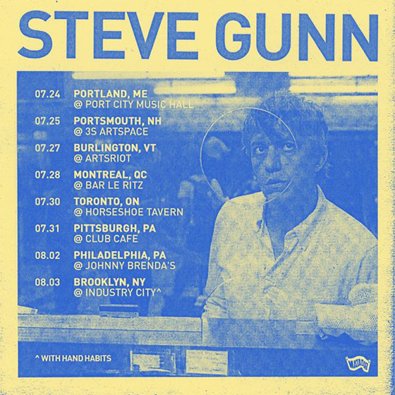 Steve Gunn Plots North American Tour, Shares New Video