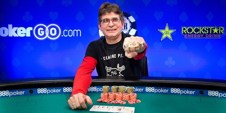 Here's What Steve Albini Has to Say About His Big Poker Win