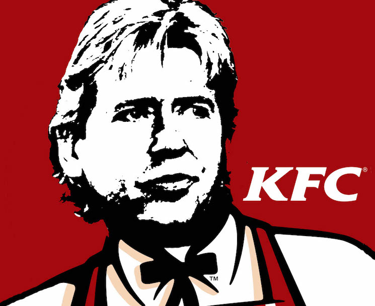 U2 Producer Steve Lillywhite Has a Job Selling CDs at KFC in Indonesia