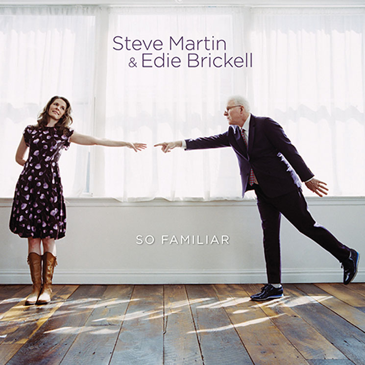 Steve Martin and Edie Brickell So Familiar