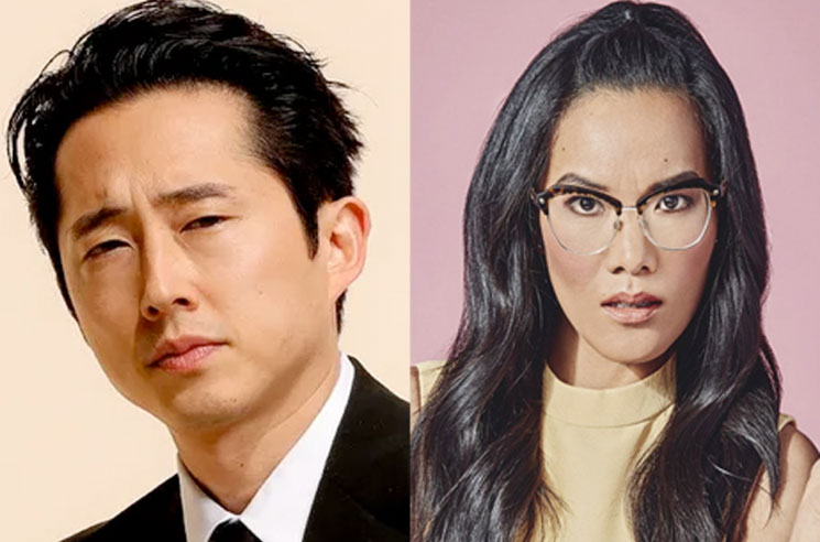 Steven Yeun Is Heading Back to TV for a New Show with Ali Wong