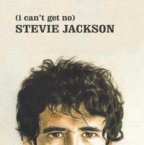 Stevie Jackson '(I Can't Get No) Stevie Jackson' (album stream)