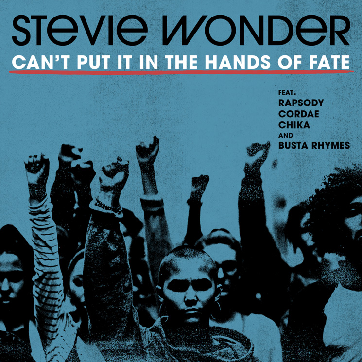 Stevie Wonder Shares New Songs with Rapsody, Busta Rhymes, Gary Clark Jr.