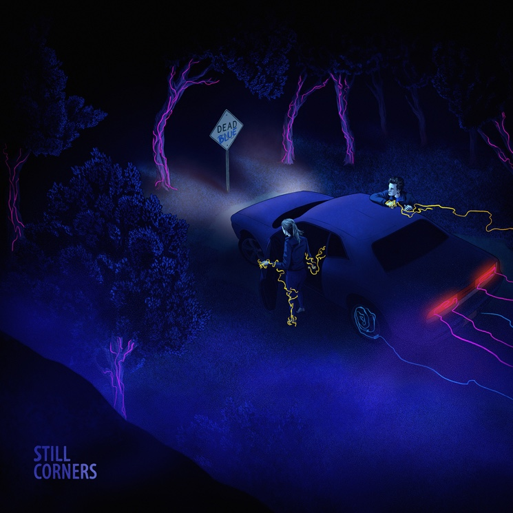 ​Still Corners Return with 'Dead Blue' LP, Share 'Lost Boys' Video