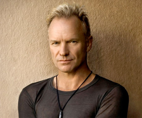 Sting Announces New Album Based on Forthcoming Broadway Musical