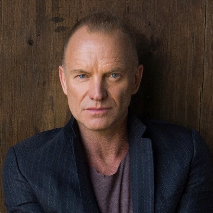 Sting Takes '57th and 9th' on North American Tour