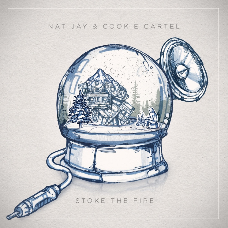 Nat Jay & Cookie Cartel 'Stoke the Fire' (EP stream)