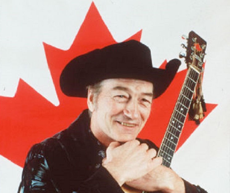 Stompin' Tom Connors Museum to Open in PEI Next Canada Day