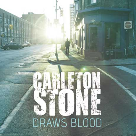 Carleton Stone 'Draws Blood' (album stream)