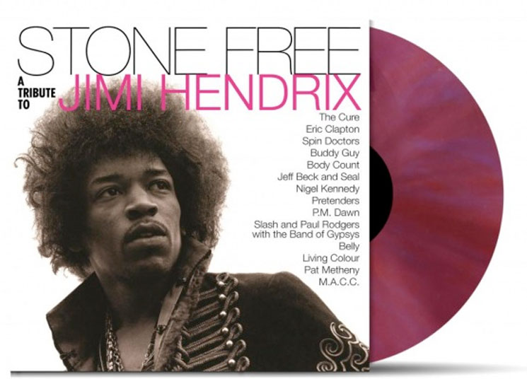 'Stone Free' Jimi Hendrix Tribute with the Cure, Eric Clapton, Body Count Given Vinyl Reissue