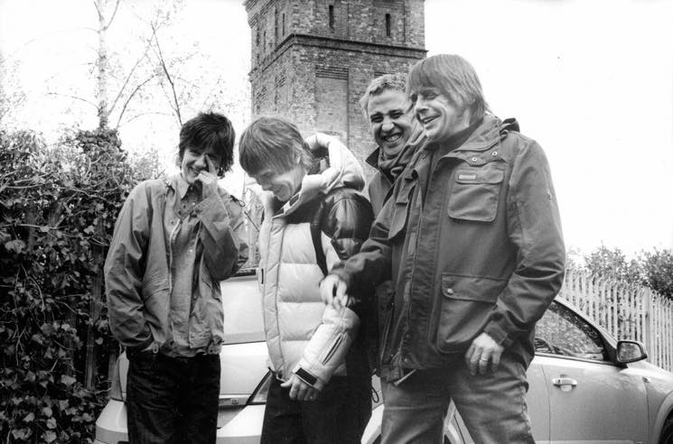 The Stone Roses Split Up (Again)