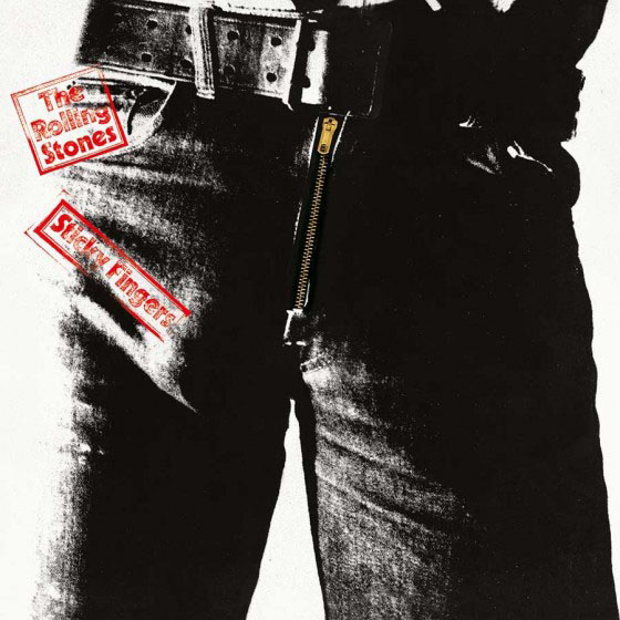 "The Rolling Stones ""Brown Sugar"" (alternate take ft. Eric Clapton)"