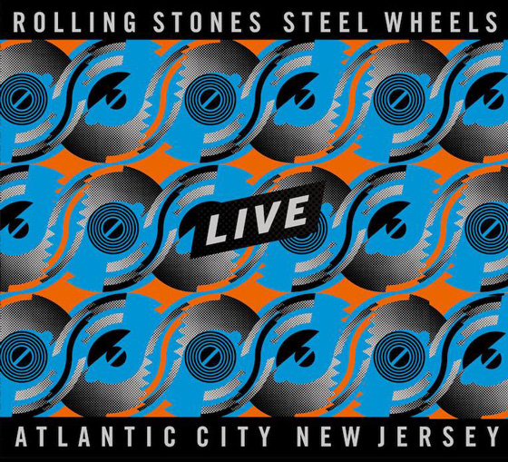 The Rolling Stones Ready Previously Unreleased 'Steel Wheels' Concert Film