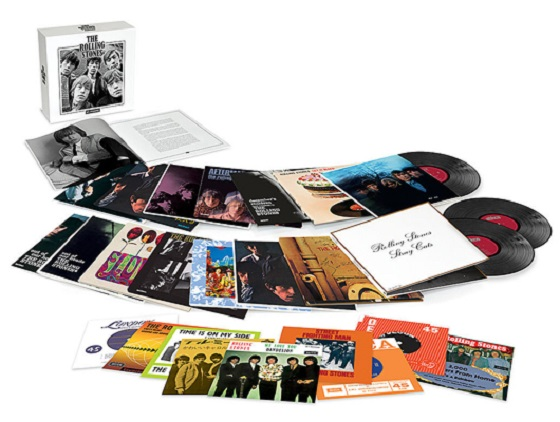 The Rolling Stones' 1960s Work Preserved in Mono for New Box Set