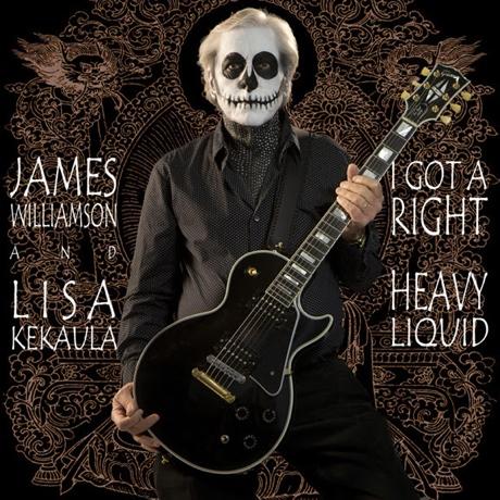 """James Williamson """"I Gotta Right"""" (ft. Lisa Kekaula)"""