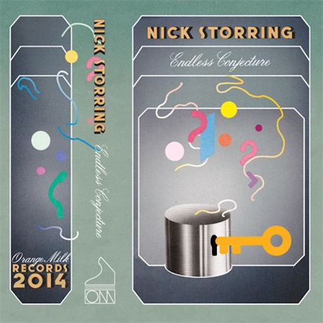 Nick Storring 'Endless Conjecture' (album stream)
