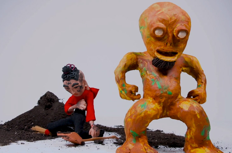 STORRY Shares Claymation Video for 'Up'