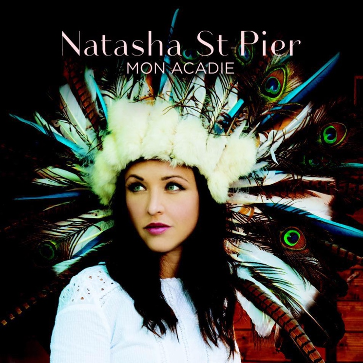 Acadian Singer Natasha St-Pier Criticized over Depiction of First Nations Culture