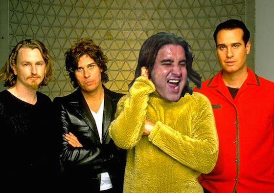 Update: Creed's Scott Stapp Is Not the New Singer for Stone Temple Pilots