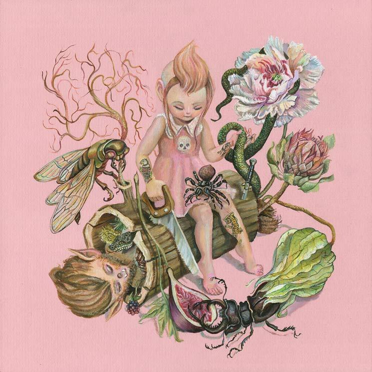 Strange Ways Unleash Their Debut Album 'Hand of the Maze'