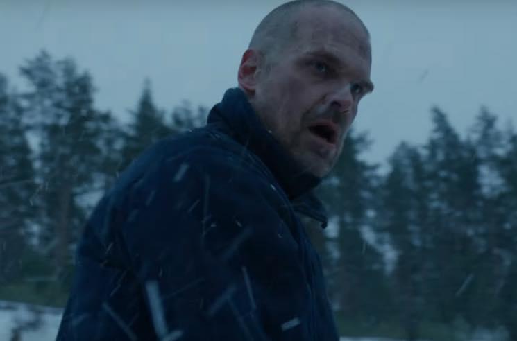 Netflix Drops 'Stranger Things 4' Teaser