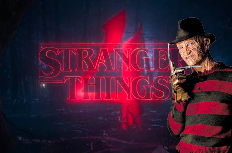 Freddy Krueger Actor Robert Englund Joins the Cast of 'Stranger Things'